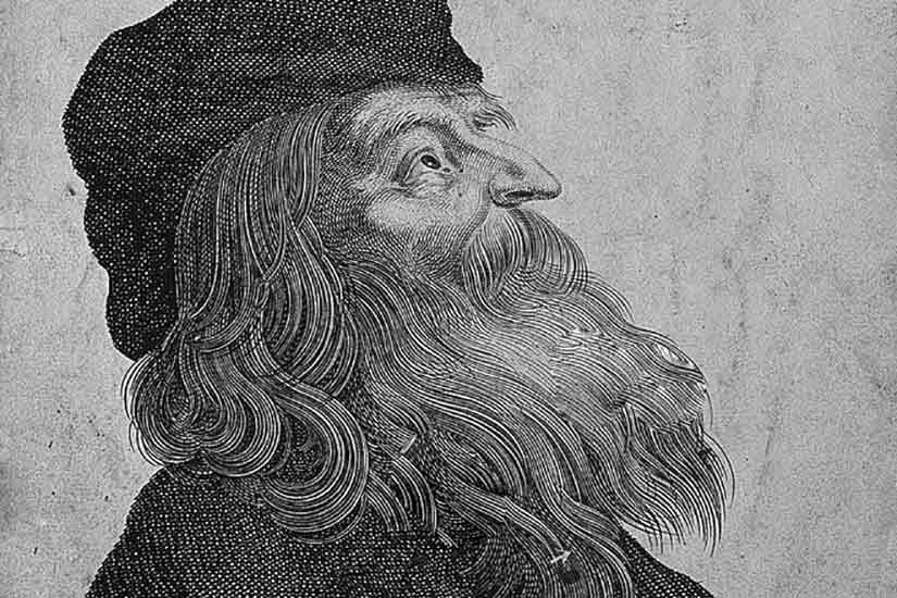 Древнегреческий философ Эмпедокл
