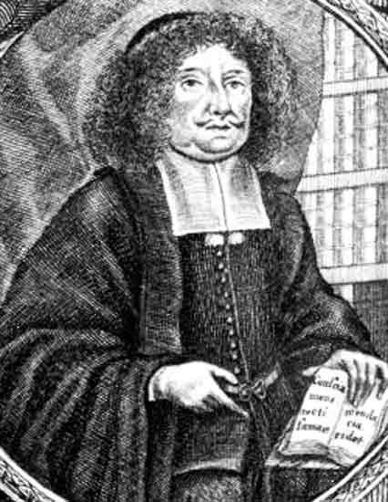 Немецкий химик и врач И.И. Бехер