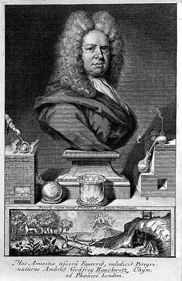 Амброуз Годфри — английский химик