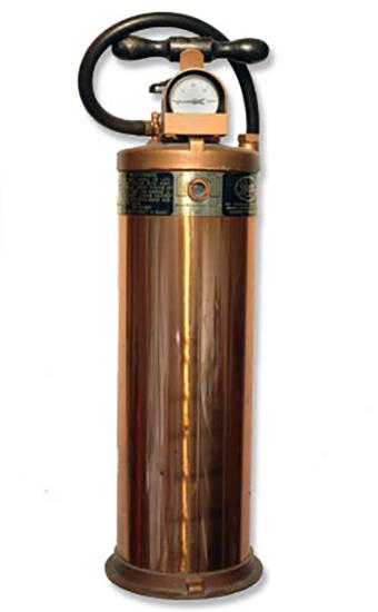 Огнетушитель Pyrene емкостью 1 галлон
