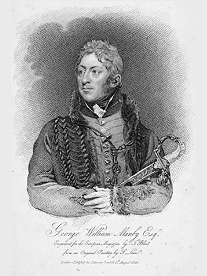 Джордж Мэнби — английский изобретатель