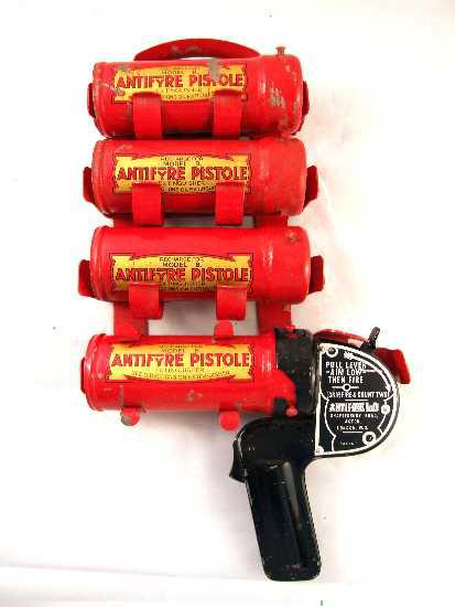 Пистолет-огнетушитель Antifyre Pistole